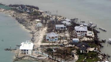 Les dégâts aux Bahamas après le passage de Dorian