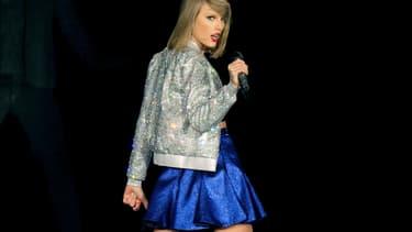 Taylor Swift a été élue la femme la plus sexy selon Maxim