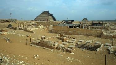 Une cité et une nécropole antiques ont été découvertes par les archéologues en Egypte. (Photo d'illustration)