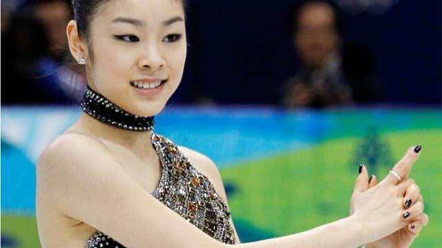 Kim Yu-na s'est séparée de son entraineur