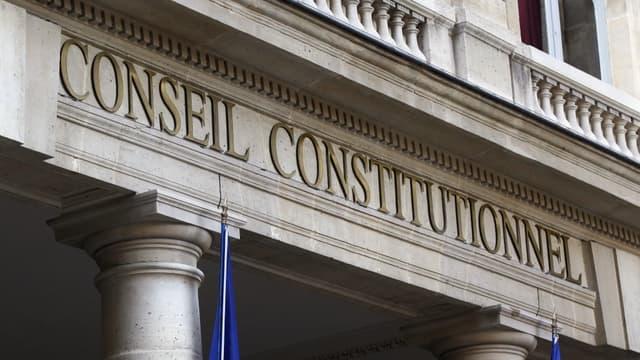 Le Conseil constitutionnel (Photo d'illustration)