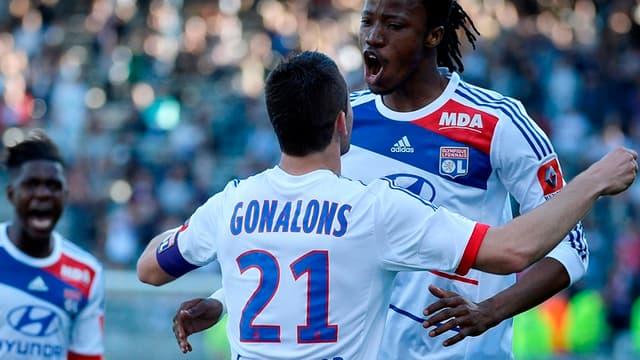 Koné et Gonalons