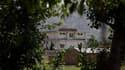 L'ancienne villa de Ben Laden a été rasée