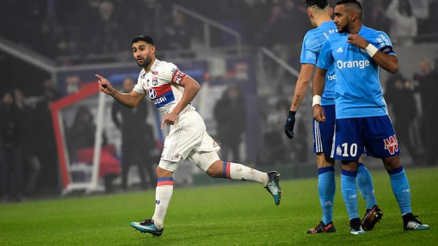 Fekir, après son but surprise