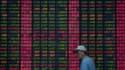 Nouveau lundi noir pour les bourses asiatiques