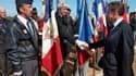 """Nicolas Sarkozy a officiellement reconnu samedi, au cours d'un discours prononcé à la préfecture de Perpignan devant des harkis et descendants de harkis, la responsabilité du gouvernement français dans """"l'abandon des harkis"""" après la fin de la guerre d'Al"""