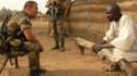 Les soldats français déjà présents en Centrafrique seront bientôt épaulés par 12.000 casques bleus.
