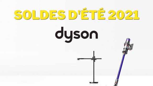 Soldes Dyson : le top 12 des offres disponibles cette semaine