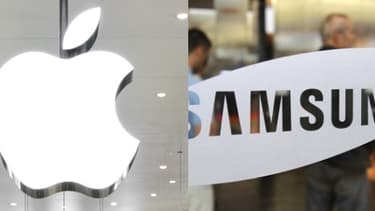 Apple compte réduire sa dépendance à Samsung, son frère ennemi.