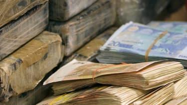 Un important réseau de blanchiment d'argent émanant d'un trafic présumé de drogue vient d'être mis au jour après plusieurs mois d'enquête. (Photo d'illustration)