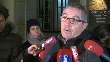 Philippe Capon, UNSA-Police
