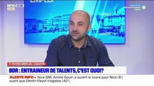 C votre emploi Marseille: l'émission du 27/10 avec Emmanuel Roy, entraîneur de talents