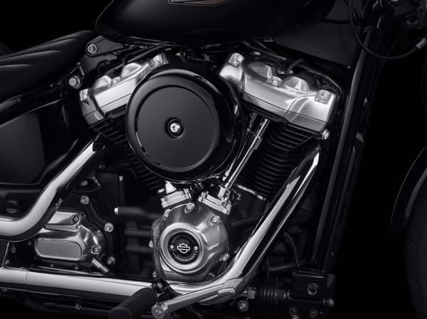 Un moteur Harley-Davidson 107 cubic inches