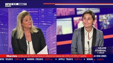 """Amélie Oudéa-Castera (Carrefour): """"avant le covid, notre croissance était de 30 à 35% sur le digital. Pendant le confinement, c'était du 100%"""""""
