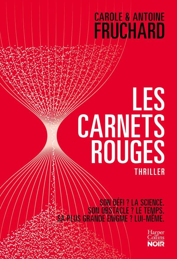 Les Carnets rouge, aux éditions Harper Collins
