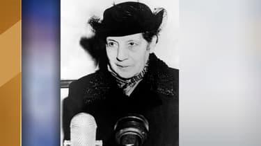 Lise Meitner, qui a découvert la fission nucléaire