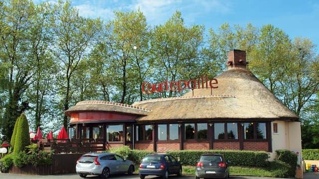 Un restaurant Courtepaille