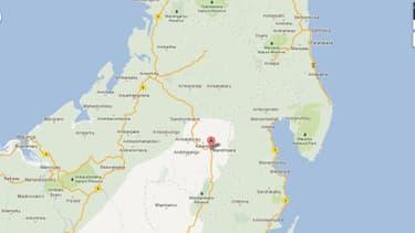 Soeur Emmanuel, retrouvée morte samedi à Mandritsara, dans le nord-est de Madagascar.
