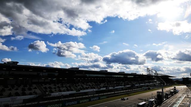 Le circuit du Nurburgring