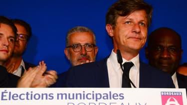 L'ancien maire LR de Bordeaux Nicolas Florian