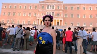 La Grèce pourrait bloquer l'accord.