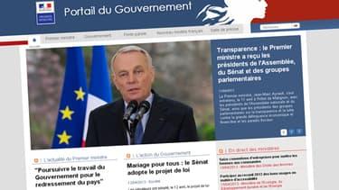 Le site du gouvernement a réalisé un record historique, grâce à la publication des patrimoines des ministres.