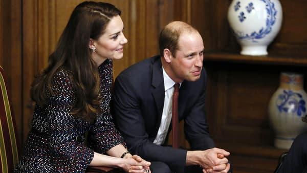 Kate et William en mars 2017