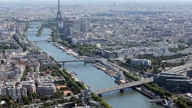La capitale française est dotée d'un marché immobilier actif.
