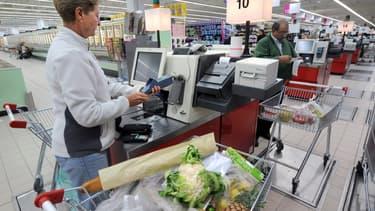La consommation des ménages, qui avait reculé de 0,1% au deuxième trimestre, a rebondi de 0,5% entre juillet et septembre.