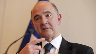 Paris et Berlin ne sont pas d'accord sur la légitimité de Pierre Moscovici pour diriger la politique économique de Bruxelles.