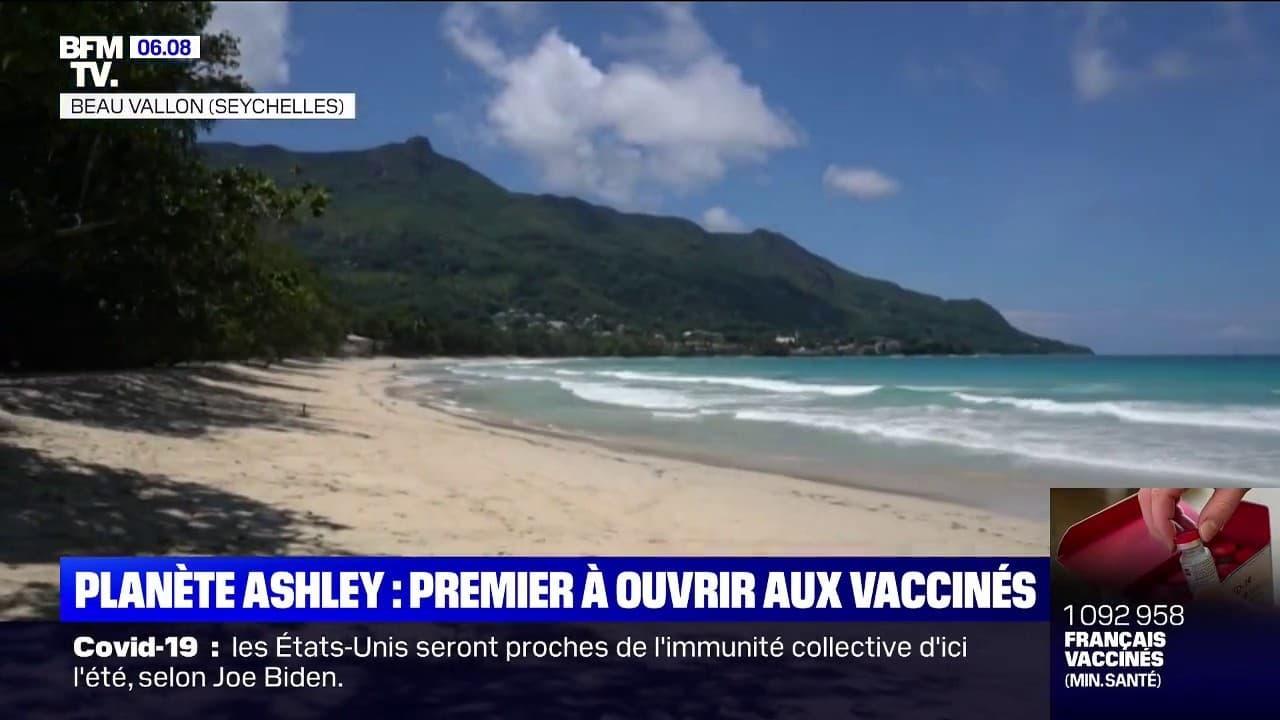 Les Seychelles, premier pays à rouvrir ses portes aux touristes vaccinés