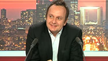 """Nicolas Coppermann, invité du """"20h30"""", a annoncé l'arrivée de """"Your face sounds familiar"""""""