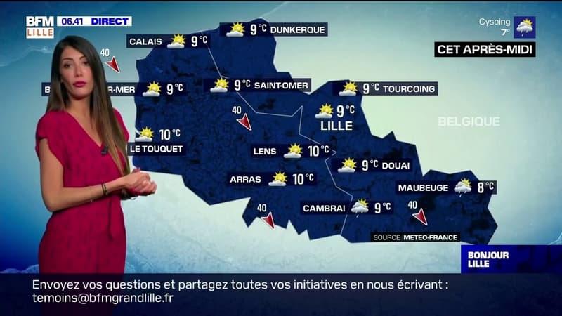 Météo Nord-Pas-de-Calais: des éclaircies ce lundi après-midi
