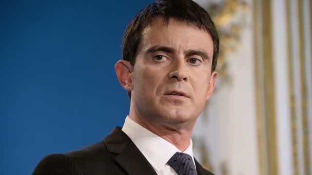 Manuel Valls évoque un grand chantier pour la gauche