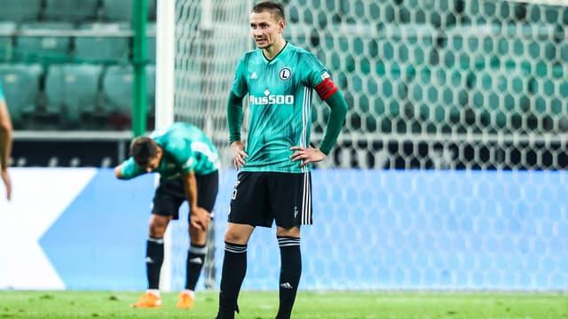 Artur Jedrzejczyk - Legia Varsovie