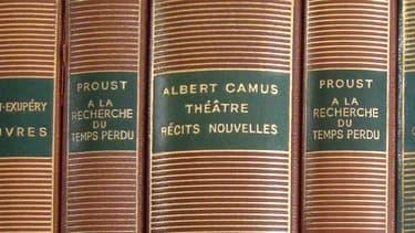 Les ouvrages les plus vendus de la Bibliothèque de la Pleïade