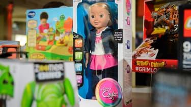 La CNIL met en demeure la société GENESIS INDUSTRIES de procéder à la sécurisation de jouets connectés: la poupée My Friend Cayla et le robot I-QUE.