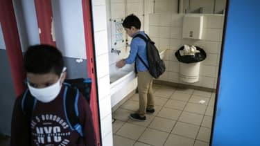 Comme à l'automne, les écoles et collèges resteront ouverts lors de ce 3ème confinement