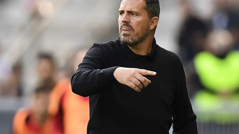 Reims: grosses ambitions de jeu pour Garcia, qui cite le Barça et Salzbourg