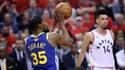 Le numéro 35 de Kévin Durant ne sera plus porté aux Warriors de Golden State