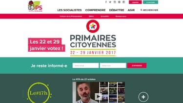 """La Cnil a lancé un """"avertissement"""" au PS pour une importante fuite de données sur son site Internet. (Photo d'illustration)"""