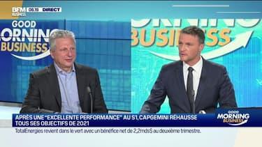 """Après une """"excellente performance"""" au S1, Capgemini réhausse tous ses objectifs de 2021"""