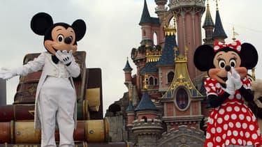 Jamais Euro Disney n'avait autant parlé d'argent