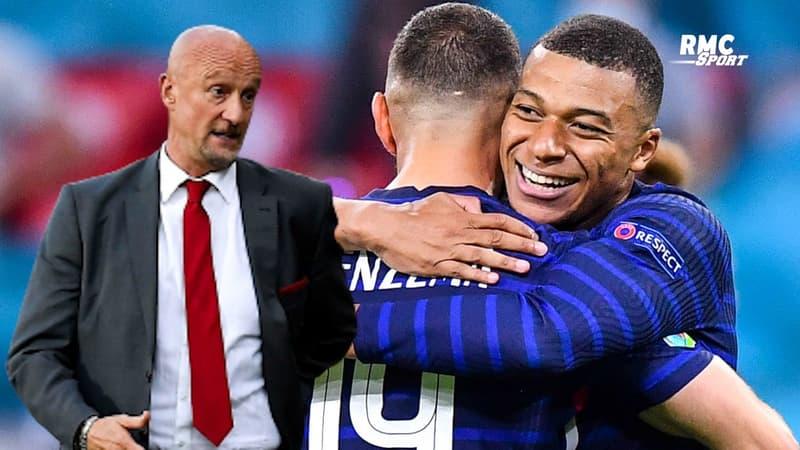 Euro : L'équipe de France vaut 900 millions d'euros selon le sélectionneur de la Hongrie