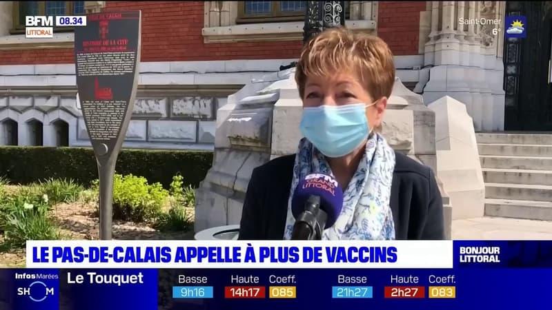 Covid-19: les maires du Pas-de-Calais réclament des doses de vaccin supplémentaires