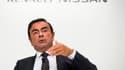 Carlos Ghosn dirige à la fois Nissan et son partenaire français Renault.