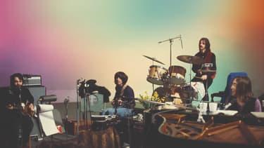 Les Beatles en 1970