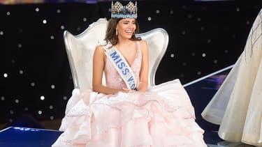 La nouvelle Miss Monde