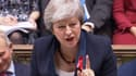 Theresa May défend l'accord trouvé avec les 27.