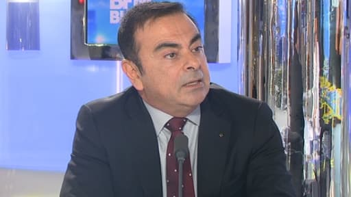 Carlos Ghosn veut pérenniser via la signature de ces accords la production française de Renault